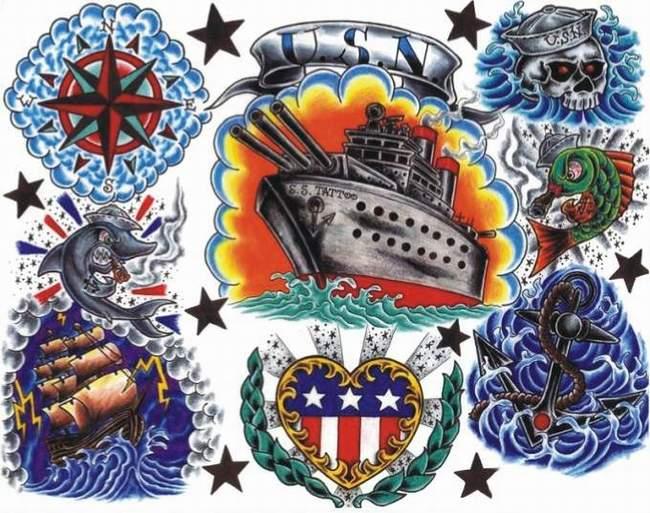 Татуировки 15000 татукартинки 5000